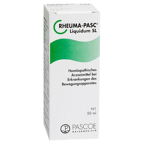 RHEUMA PASC Liquidum SL Mischung 50 Milliliter N1