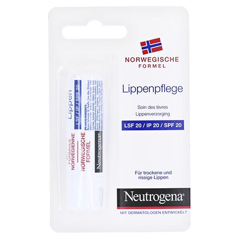 NEUTROGENA norweg.Formel Lippenpflege LSF 20 Sti. 4.8 Gramm
