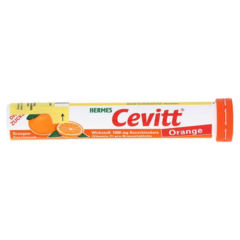 HERMES Cevitt Orange Brausetabletten 20 Stück