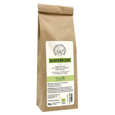 KLOSTER Tee Kräuter 100 Gramm