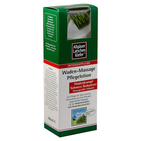ALLGÄUER LATSCHENK. Waden-Massage Pflegelotion 100 Milliliter