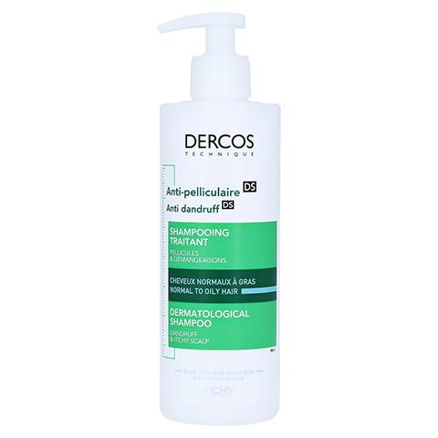 Vichy Dercos Anti-Schuppen-Pflegeshampoo für fettige Kopfhaut 390 Milliliter