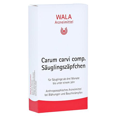 CARUM CARVI comp.Säuglingszäpfchen 10x1 Gramm N1