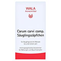 CARUM CARVI comp.Säuglingszäpfchen 10x1 Gramm N1 - Vorderseite