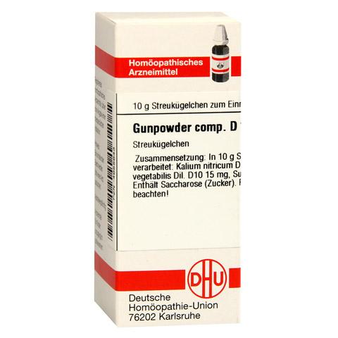 GUNPOWDER comp.D 10 Globuli 10 Gramm N1
