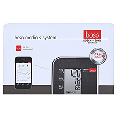 BOSO medicus system wireless Blutdruckmessgerät 1 Stück - Vorderseite