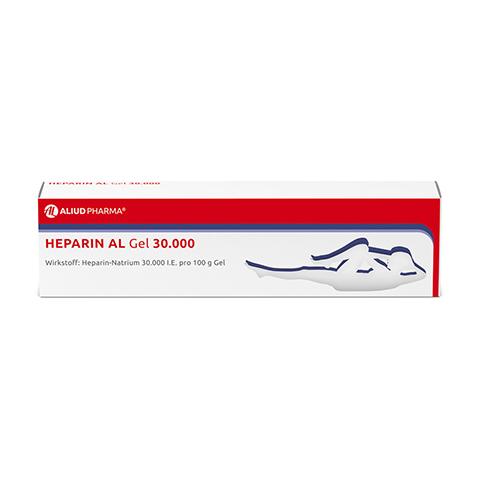 Heparin AL Gel 30000 40 Gramm N1