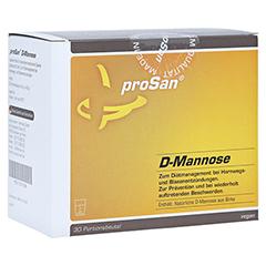 PROSAN D-Mannose Pulver 30 Stück