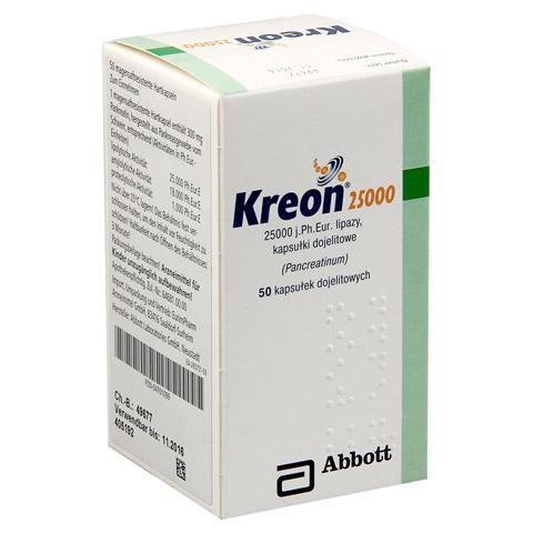Kreon 25000 50 Stück N1