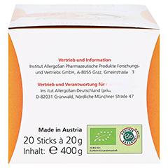 CARICOL Gastro Beutel 20x21 Milliliter - Rechte Seite