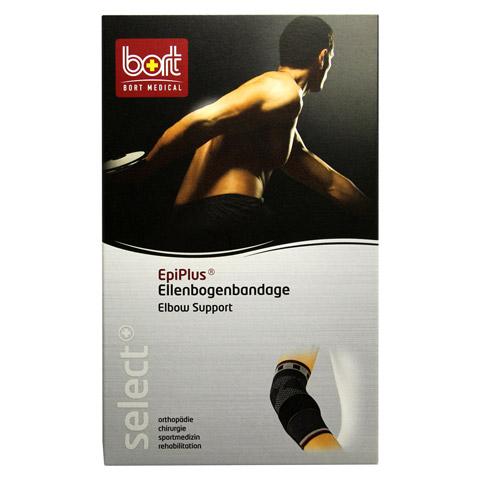 BORT Select EpiPlus Ellenbogenband.large silber 1 Stück