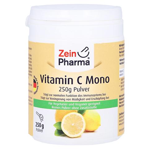 VITAMIN C Mono Pulver 250 Gramm