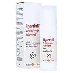 HYARTHRIL Gelenkcreme wärmend im Spender 150 Milliliter