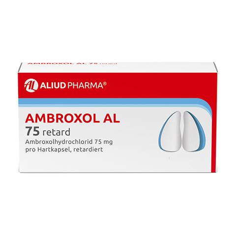 Ambroxol AL 75 retard 20 Stück N1