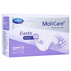 MOLICARE Premium Elastic Slip 8 Tropfen Gr.S 26 Stück