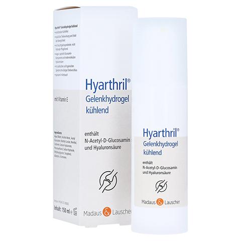 HYARTHRIL Gelenkhydrogel kühlend im Spender 150 Milliliter