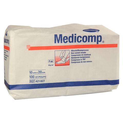 MEDICOMP Kompressen 10x20 cm unsteril 100 Stück