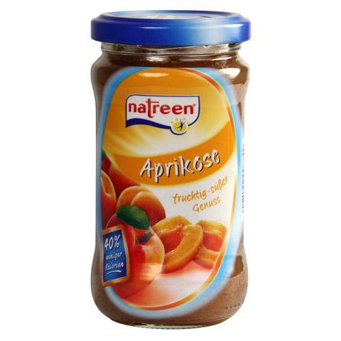 NATREEN Fruchtaufstrich Aprikose 225 Gramm