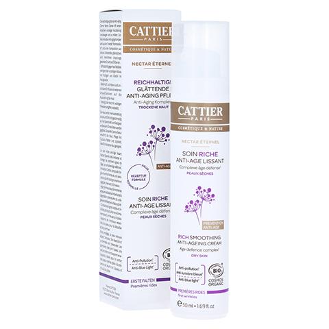 CATTIER Nectar Eternel reichhalt.Anti-Aging Pflege 50 Milliliter