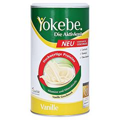 YOKEBE Vanille NF Pulver 500 Gramm