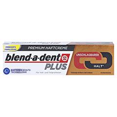 blend-a-dent Plus Haftcreme Bester Halt 40 Gramm - Vorderseite