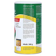 YOKEBE Vanille NF Pulver 500 Gramm - Linke Seite