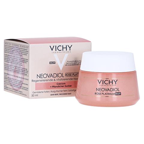 Vichy Neovadiol Rose Platinium Nachtpflege 50 Milliliter