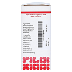 BERBERIS AQUIFOLIUM D 12 Tabletten 80 Stück N1 - Linke Seite