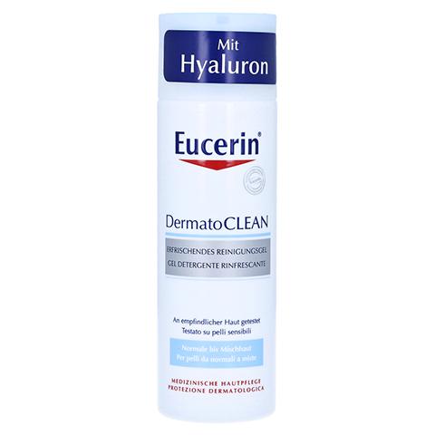 Eucerin DermatoCleanErfrischendes Reinigungsgel 200 Milliliter