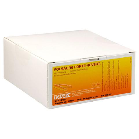 Folsäure forte-Hevert 100x2 Milliliter