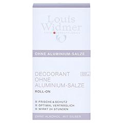 WIDMER Deodorant o.Aluminium-Salze Stick unparf. 50 Milliliter - Vorderseite