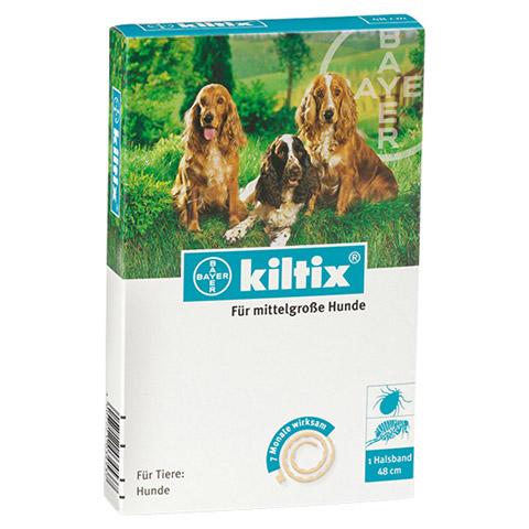 Kiltix Halsband mittelgroße Hunde 1 Stück