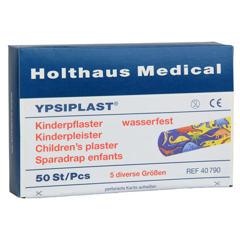 KINDERPFLASTER strips Ypsiplast 50 Stück
