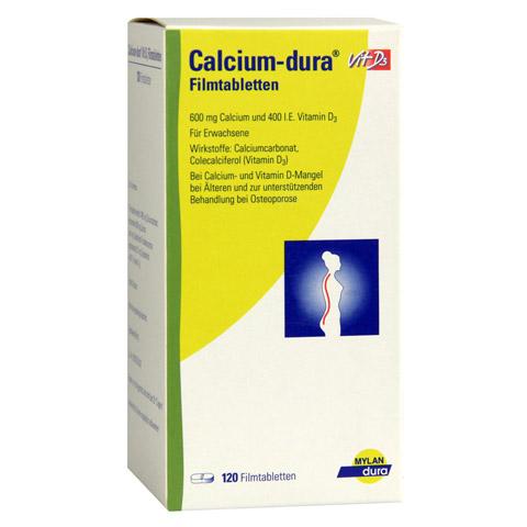Calcium-dura Vit D3 120 Stück N3