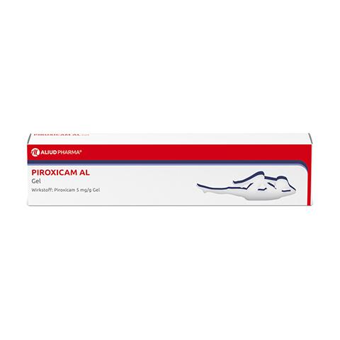 Piroxicam AL 50 Gramm N1