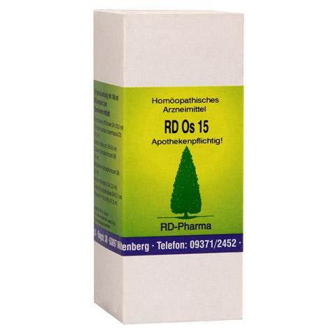 RD OS 15 Tropfen 100 Milliliter N2