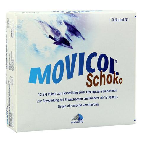 MOVICOL Schoko Plv.z.Her.e.Lsg.z.Einnehmen 10 Stück N1