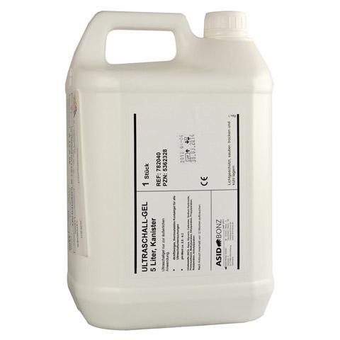 ULTRASCHALLGEL Kanister 5 Liter