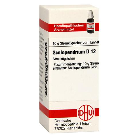 SCOLOPENDRIUM D 12 Globuli 10 Gramm