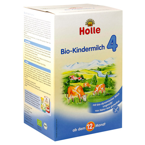 HOLLE Bio Kindermilch 4 600 Gramm