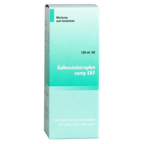 GALLENSTEINTROPFEN comp.EKF 100 Milliliter N2