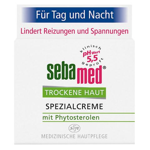 SEBAMED Trockene Haut Spezialcreme 50 Milliliter