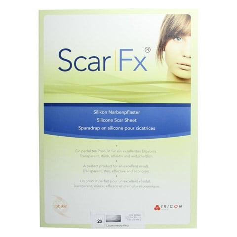 SCAR FX Silikon Narben Pflast.Areola Ring 2 Stück