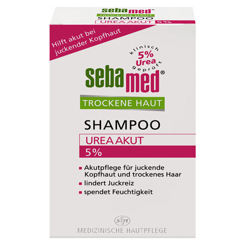 Sebamed Trockene Haut Shampoo Urea akut 5% 200 Milliliter
