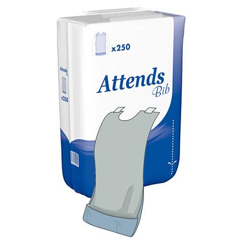 ATTENDS Ultra Care Einmal Servietten 35x69 cm 1x250 Stück