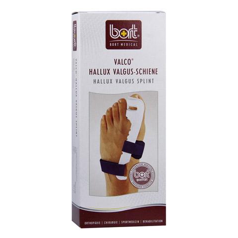 BORT Valco Hallux Valgus Bandage rechts S 1 Stück