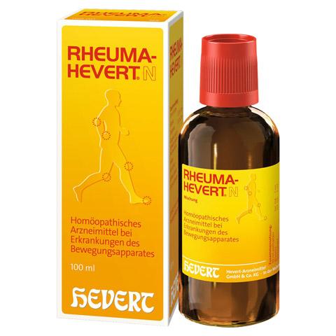 RHEUMA HEVERT N Tropfen 100 Milliliter N2