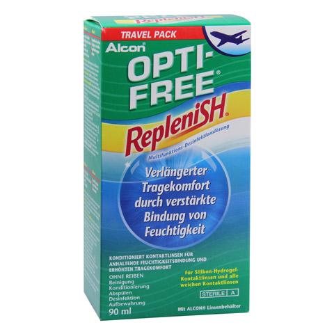 OPTI-FREE RepleniSH Multifunktions-Desinf.Lsg. 90 Milliliter
