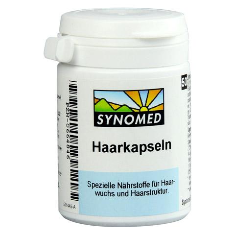 Haarkapseln Synomed 50 Stück
