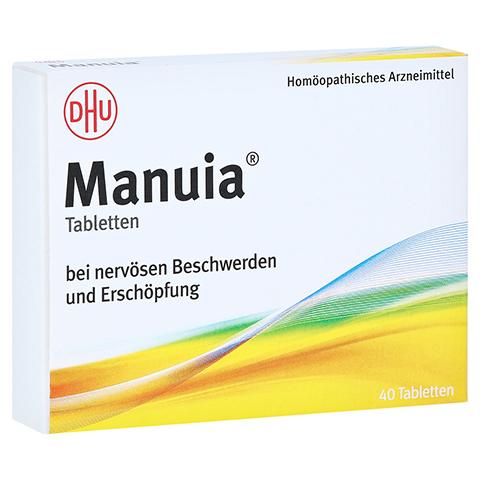 MANUIA Tabletten 40 Stück N1